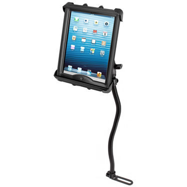 RAM-B-316-1-TAB8 - RAM Tab-Tite with RAM Pod I for Apple iPad Pro 9.7 with Case + More