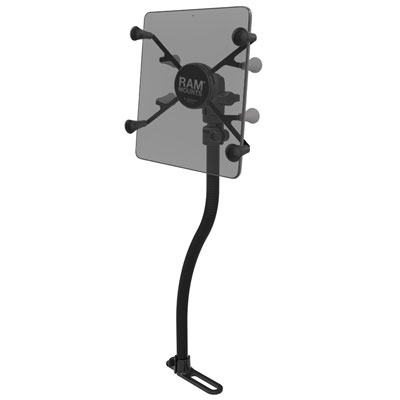 "RAM-B-316-1-UN8B - RAM X-Grip with RAM Pod I Vehicle Mount for 7""-8"" Tablets"