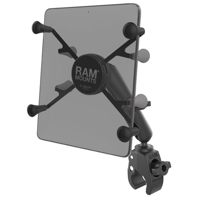 "RAM-B-400-C-UN8U - RAM X-Grip with RAM Tough-Claw Small Mount for 7""-8"" Tablets"