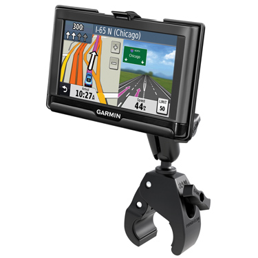RAM-B-400-GA55U - RAM Tough-Claw Small Clamp Mount for Garmin nuvi 52, 54, 55, 56 & 58