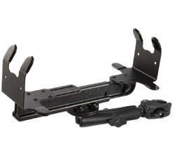 RAM-B-400U-C-VPR-103 - RAM Quick-Draw Mobile Printer Holder RAM Tough-Claw