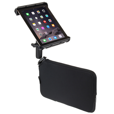 "RAM-B-407-201-C-TAB3U - RAM Tab-Tite with RAM Tough-Wedge Mount for 10"" Tablets"