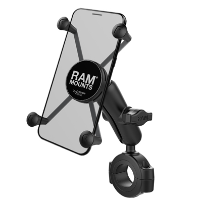 RAM-B-408-112-15-UN10U - RAM X-Grip Large Phone Mount with RAM Torque Large Rail Base