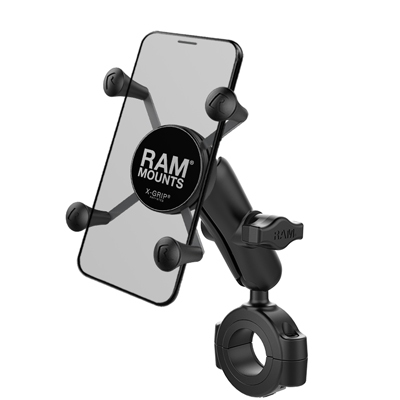 RAM-B-408-112-15-UN7U - RAM X-Grip Phone Mount with RAM Torque Large Rail Base