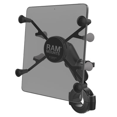 "RAM-B-408-112-15-UN8U - RAM X-Grip with RAM Torque Large Rail Base for 7""-8"" Tablets"