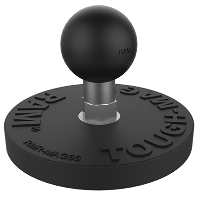 RAM-B-MAG66U - RAM Tough-Mag 66MM Diameter Ball Base