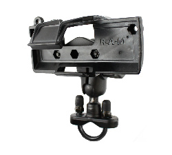 RAM-B149ZA-GA2 - RAM Handlebar U-Bolt Mount for Garmin II & III