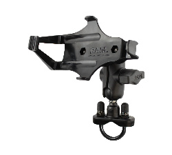 RAM-B149ZA-GA7U - RAM Handlebar U-Bolt Mount for Garmin GPSMAP 196, 296, 396, 496 + More