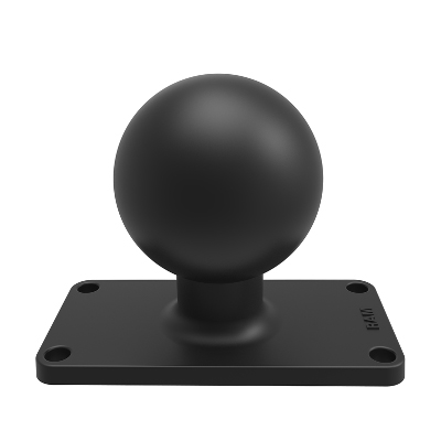 "RAM-D-202U-24 - RAM Ball Base with 1.5"" x 3.5"" 4-Hole Pattern"
