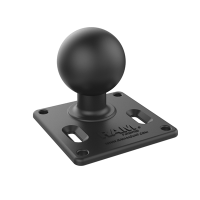RAM-D-2461U - RAM 75x75mm VESA Plate with Ball