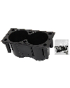 "RAM-FP-CUP1F - RAM Tough-Box™ Console 4"" Dual Drink Cup"