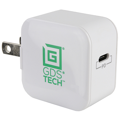 RAM-GDS-CHARGE-USBCW - GDS Type-C 18W Mini Wall Charger
