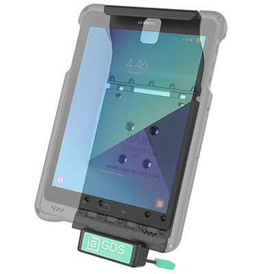gds® vehicle dock for the samsung galaxy tab s3 9.7 unpackaged - ram