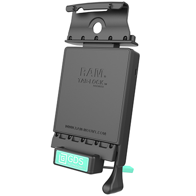 RAM-GDS-DOCKL-V2-LG2U - GDS Locking Vehicle Dock for LG G Pad F 8.0