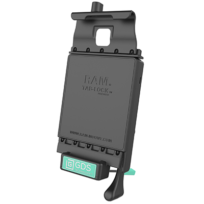 RAM-GDS-DOCKL-V2-SAM40U - UNPKD RAM GDS LOCKING VEHICLE DOCK FOR SAMSUNG TAB A 8.0 SM-T387