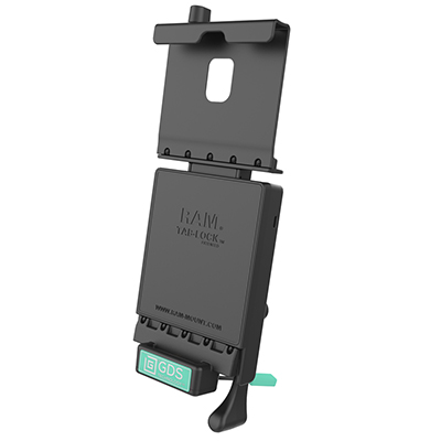RAM-GDS-DOCKL-V2-SAM43U - GDS Locking Vehicle Dock for Samsung Tab A 10.5