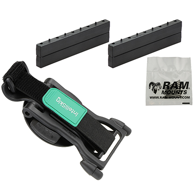 RAM-GDS-HS1-RISER2U - GDS Hand-Stand with Risers for Vehicle Docks