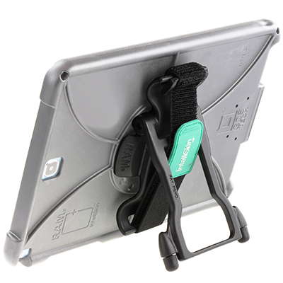RAM-GDS-HS1U - GDS Hand-Stand Hand Strap and Kick Stand for Tablets
