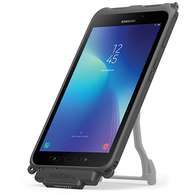 RAM-GDS-SKIN-SAM29H - RAM GDS INTELLISKIN HANDSTAND AND SHOULDER STRAP COMPATIBLE FOR SAMSUNG TAB ACTIVE2