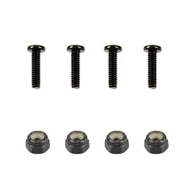 RAM-HAR-MET-TAB1U - HARDWARE PACK METAL BASE 4 QTY HARDWARE