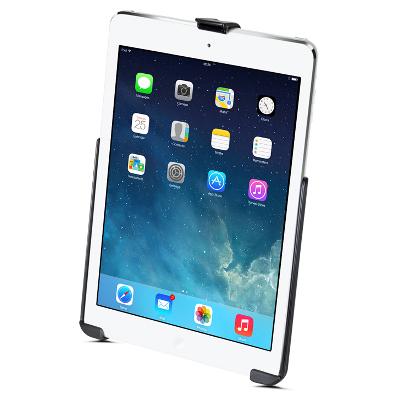 RAM-HOL-AP17U - RAM EZ-Roll'r Cradle for Apple iPad 6th gen, Air 1-2 & Pro 9.7