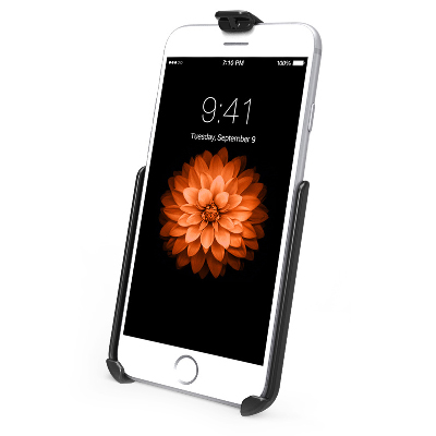 RAM-HOL-AP18U - RAM Form-Fit Cradle for Apple iPhone 6 & 7