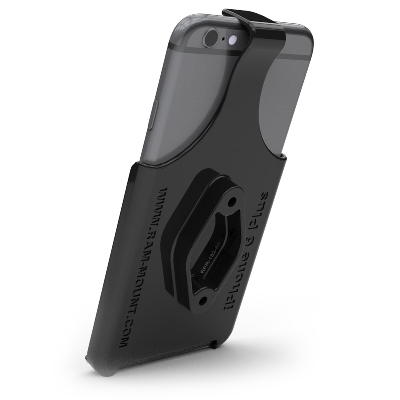 check out 94641 065ba RAM® Form-Fit Cradle for Apple iPhone Xs Max, 7 Plus & 6 Plus
