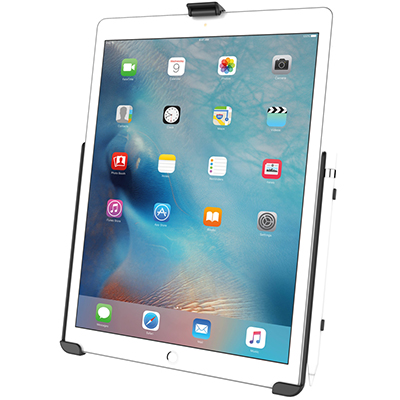 RAM-HOL-AP21U - RAM EZ-Roll'r Cradle for Apple iPad Pro 12.9 (1st & 2nd Gen)