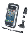 RAM-HOL-AQ7-1CU - RAM AQUA BOX® Pro 10 Case with CRADLE CLIP, BELT CLIP, BELT CLIP BUTTON and LANYARD for the iPhone 4 & 3 WITHOUT CASE, SKIN OR SLEEVE