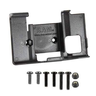 RAM-HOL-GA23U - RAM Form-Fit Cradle for Garmin nuvi 600-680