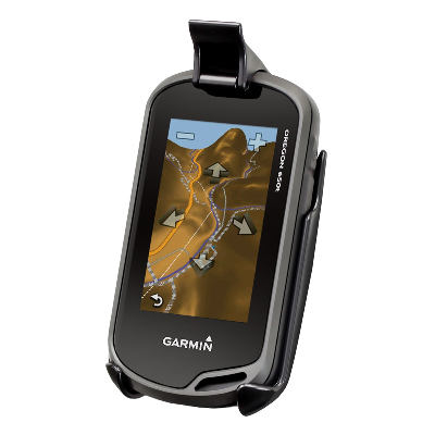 RAM-HOL-GA31U - RAM Form-Fit Cradle for Garmin Approach G5 & Oregon Series