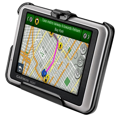 RAM-HOL-GA33U - RAM Form-Fit Cradle for Garmin nuvi 1100 & 1200 Series
