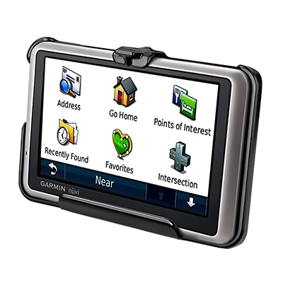 RAM-HOL-GA34U - RAM Form-Fit Cradle for Garmin nuvi 1300, 1390T, 2455LT, 2495LMT + More