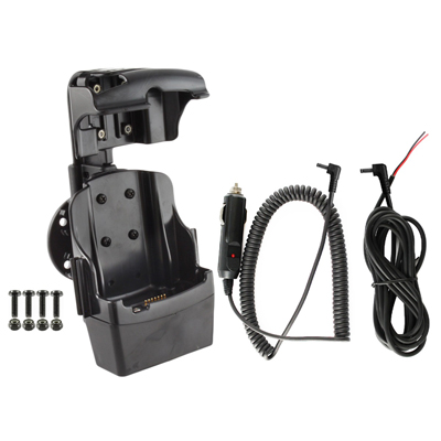 RAM-HOL-SYM3PU - RAM Quick-Draw Jr Powered Dock for Motorola MC5590, MC67 + More