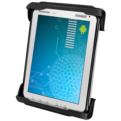 RAM-HOL-TAB10U - RAM Tab-Tite Tablet Holder for Panasonic Toughpad FZ-A1 + More