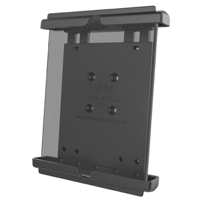 "RAM-HOL-TAB12U - RAM Tab-Tite Universal Spring Loaded Holder for 8"" Tablets with Case"