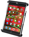 RAM-HOL-TAB12U - RAM Tab-Tite™ Universal Spring Loaded Cradle for the iPad mini 1-3 WITH CASE, SKIN OR SLEEVE