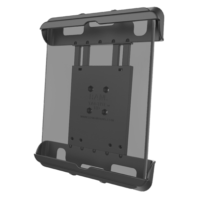 RAM-HOL-TAB17U - RAM Tab-Tite Tablet Holder for Apple iPad Gen 1-4 with Case + More