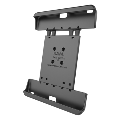 RAM-HOL-TAB25U - RAM Tab-Tite Tablet Holder for Samsung Tab 4 10.1 with Case + More