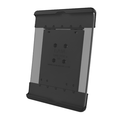 "RAM-HOL-TAB28U - RAM Tab-Tite Spring Loaded Holder for 9.7"" Tablets"