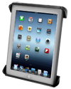 RAM-HOL-TAB3U - RAM Tab-Tite™ Cradle for the Apple iPad 1-4 WITH OR WITHOUT LIGHT DUTY CASE