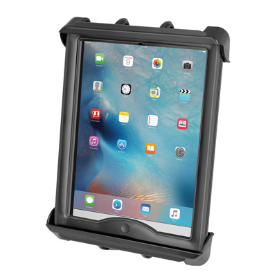 RAM-HOL-TAB8U - RAM Tab-Tite Tablet Holder for Apple iPad Pro 9.7 with Case + More