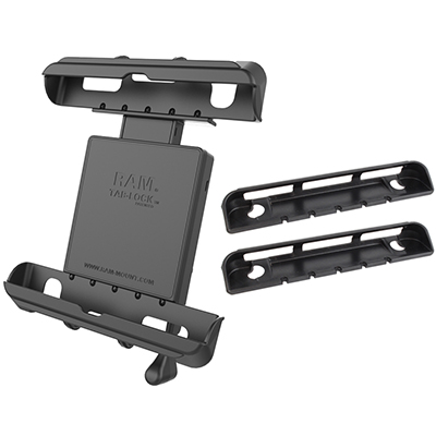 RAM-HOL-TABL-LGU - RAM Tab-Lock Universal Spring Loaded Holder for Large Tablets