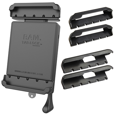 RAM-HOL-TABL-SM2U - RAM Tab-Lock Universal Spring Loaded Holder for Small Tablets