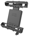 RAM-HOL-TABL17U - RAM Tab-Lock™ Locking Cradle for the Apple iPad 1-4 with LifeProof & Lifedge Cases