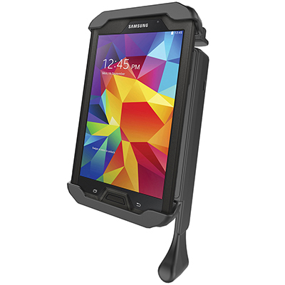 info for 5db45 c92e4 RAM® Tab-Lock™ Tablet Holder for Samsung Galaxy Tab 4 7.0 with Case