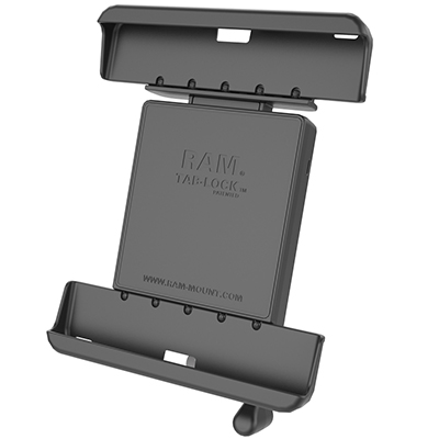 "RAM-HOL-TABL25U - RAM Tab-Lock Tablet Holder for 10"" Tablets with Case + More"
