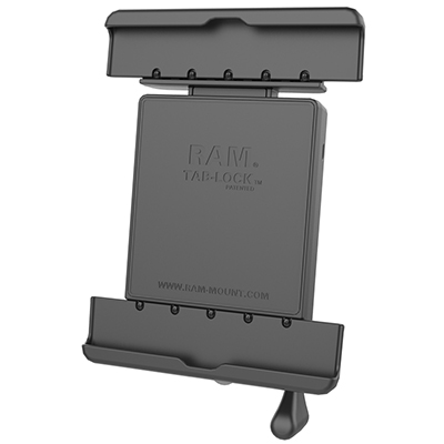 "RAM-HOL-TABL28U - RAM Tab-Lock Spring Loaded Holder for 9.7"" Tablets"