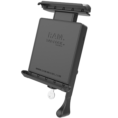 "RAM-HOL-TABL2U - RAM Tab-Lock Spring Loaded Holder for 7"" Tablets"