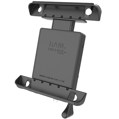 RAM-HOL-TABL3U - RAM Tab-Lock Tablet Holder for Apple iPad Gen 1-4 + More